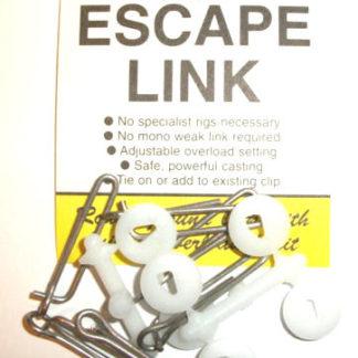 Breakaway Escape Link