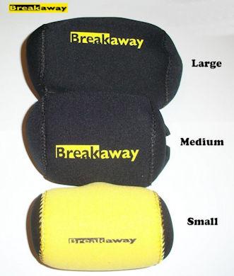 Breakaway Neoprene Multiplier Reel Case