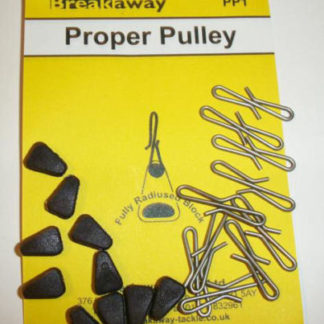 Breakaway Proper Pulley Clips