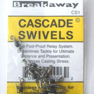 Breakaway Cascade Swivel 1