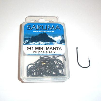Sakuma 541 Mini Manta