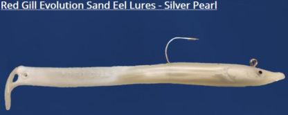 Red Gill Evo Silver Pearl