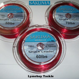 Sakuma Red Shock Leader
