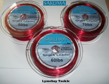 Sakuma Red Shock Leader