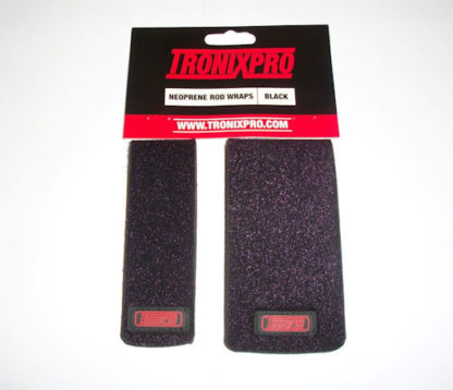 Tronixpro Rod Wraps Black