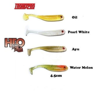 HTO Tiny Paddle Tail Lures