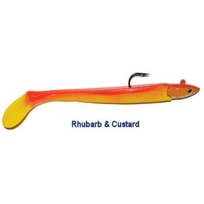 HTO Real D Eel Rhubarb & Custard