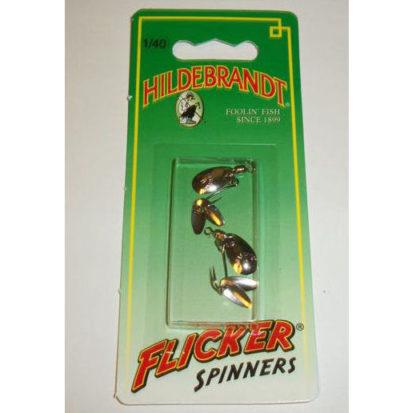 Hildebrandt Flicker Silver Spinners