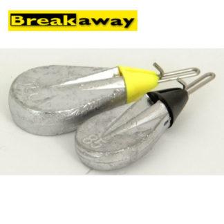 Breakaway Impact Flat Leads