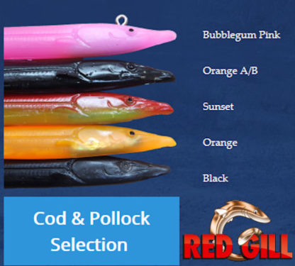 Red Gill Evolution Cod Pollock Selection