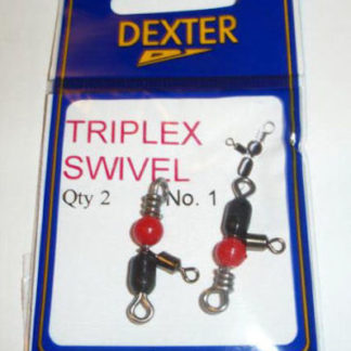 Dexter Triplex Swivels