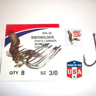Eagle Claw 189 Baitholder Hook