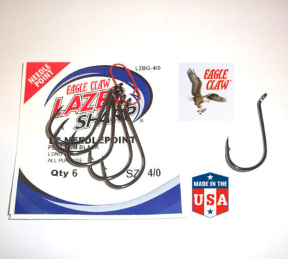 Eagle Claw L2B OCTOPUS Hooks