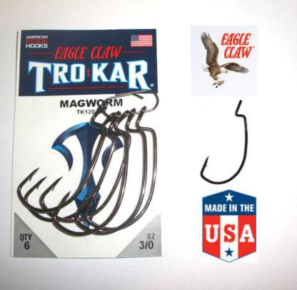 Eagle Claw TROKAR TK120
